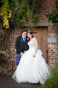 Hayley & Richard's Wedding Day, House for the Art Lover, Glasgow