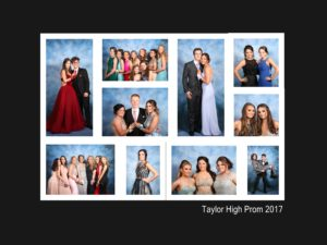 Taylor High Prom 2017